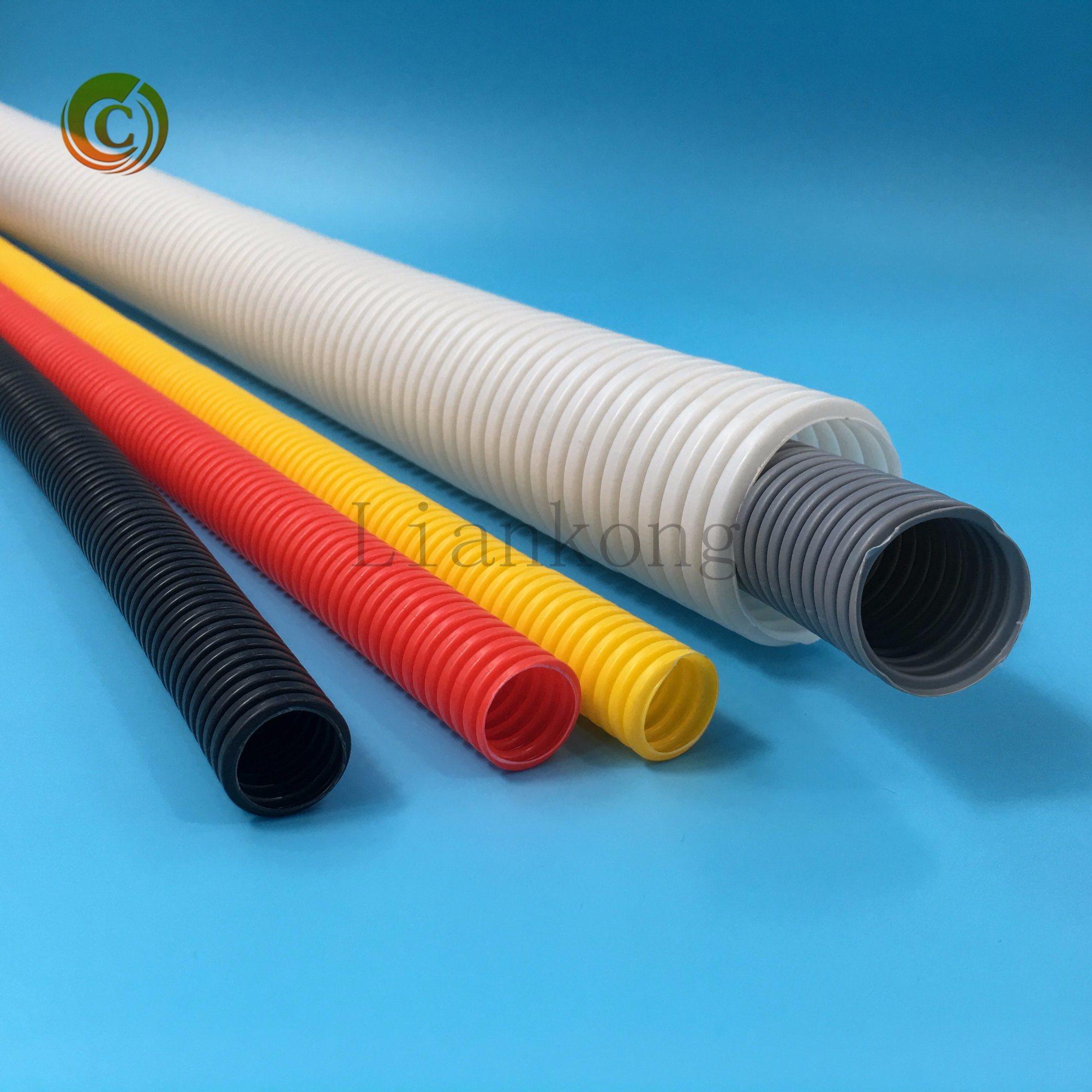 China Plastic Flexible Corrugated Pipe PVC Pipe - China PVC Pipe ...