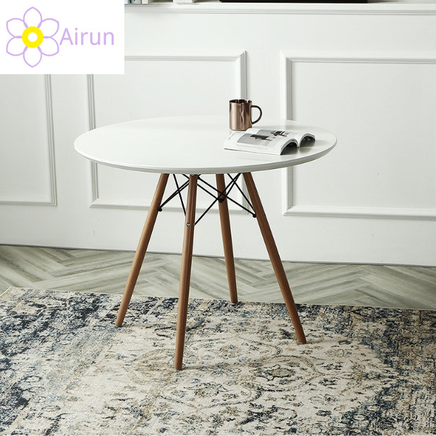 Chinese Restaurant Furniture, Small White Round Dining Table And Chairs