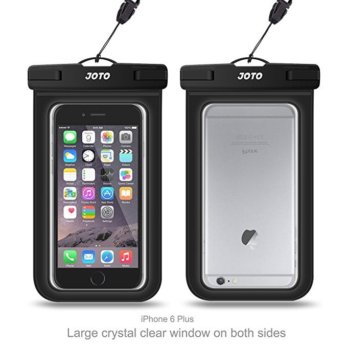 size 40 86ddb 3737e [Hot Item] Universal Waterproof Cellphone Dry Bag Case for Apple iPhone