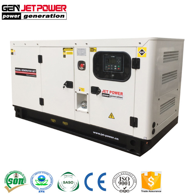 [Hot Item] Perkins Water Powered Generator 30kVA 45kVA Soundproof Diesel  Generator Price