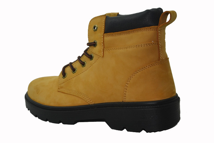 China Steel Toe Safety Shoes and Steel