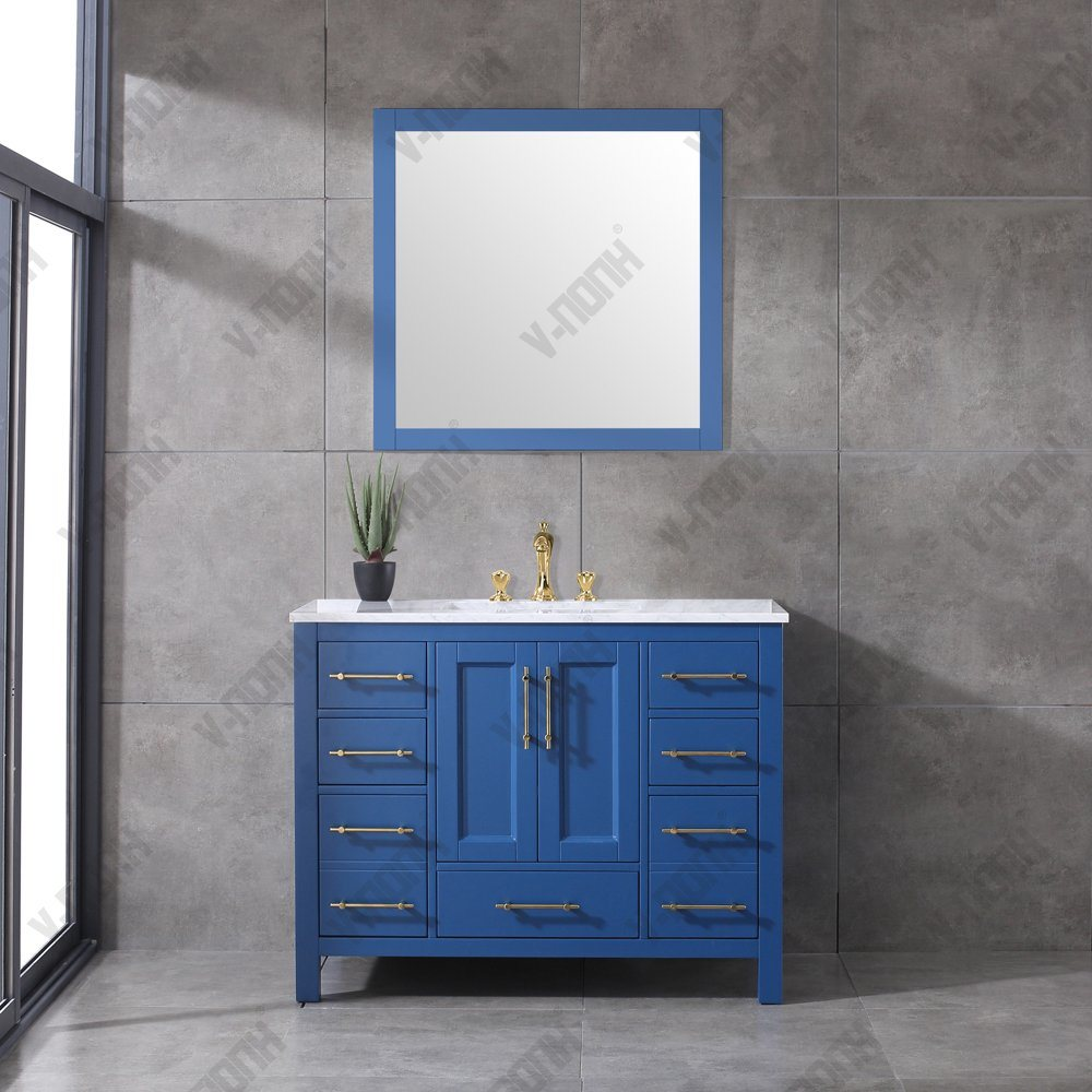 China Beautiful Solid Wood Single Discount Bathroom Cabinets And Vanities China American Made Bathroom Vanities Kitchen Cabinet Fixings