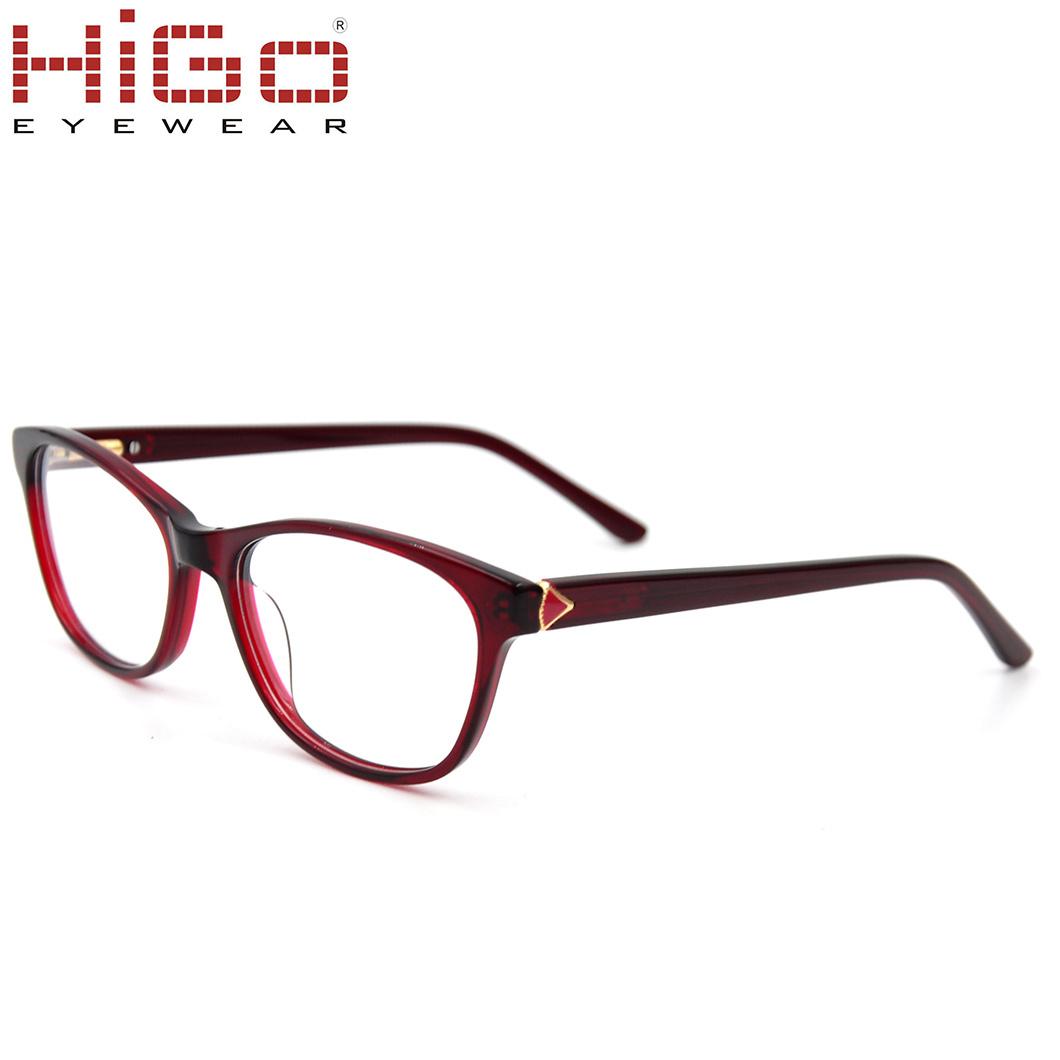 867b9a725f Acetate Metal Men Women Optical Eyeglasses Frame Spectacles Eyewear New