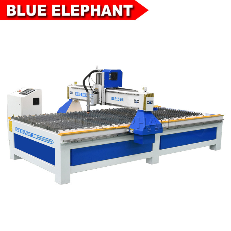[Hot Item] 1530 Plasma Cutting Machine Stainless Steel Cutting CNC Router  China Factory