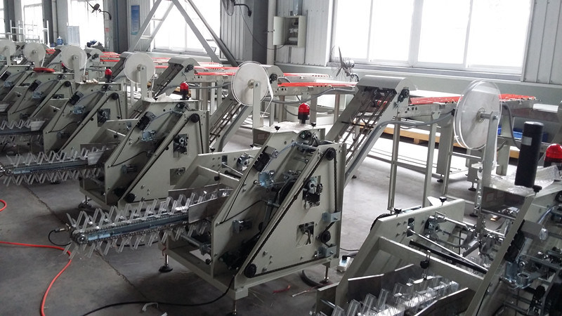 Automatic Two Belt Strapping Weighing and Packaging Machine