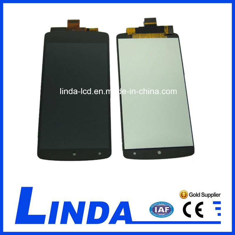 China LCD with Touch Screen Assembly for LG Google Nexus 5