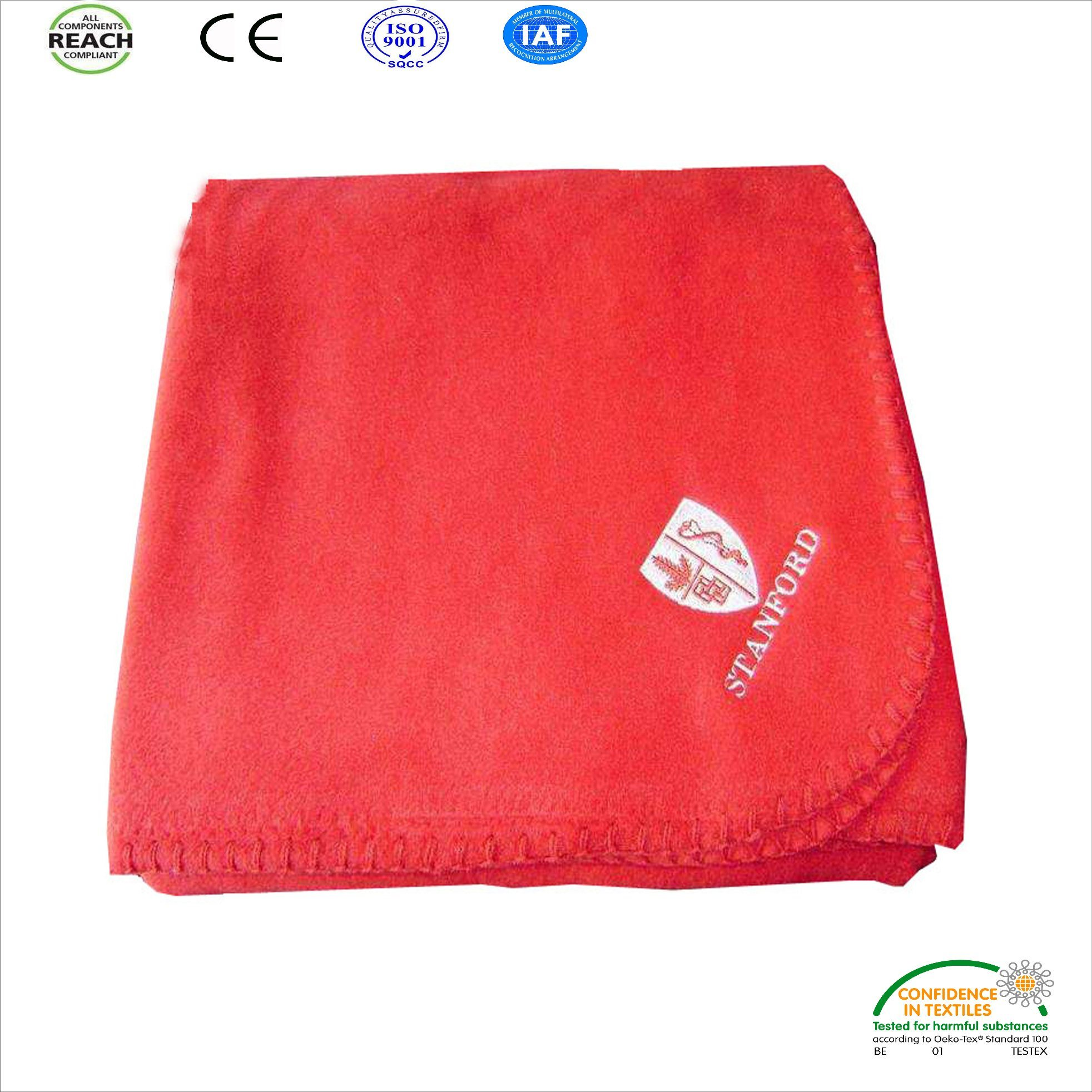 Cheap Fireproof Airline Blanket Fast Delivery