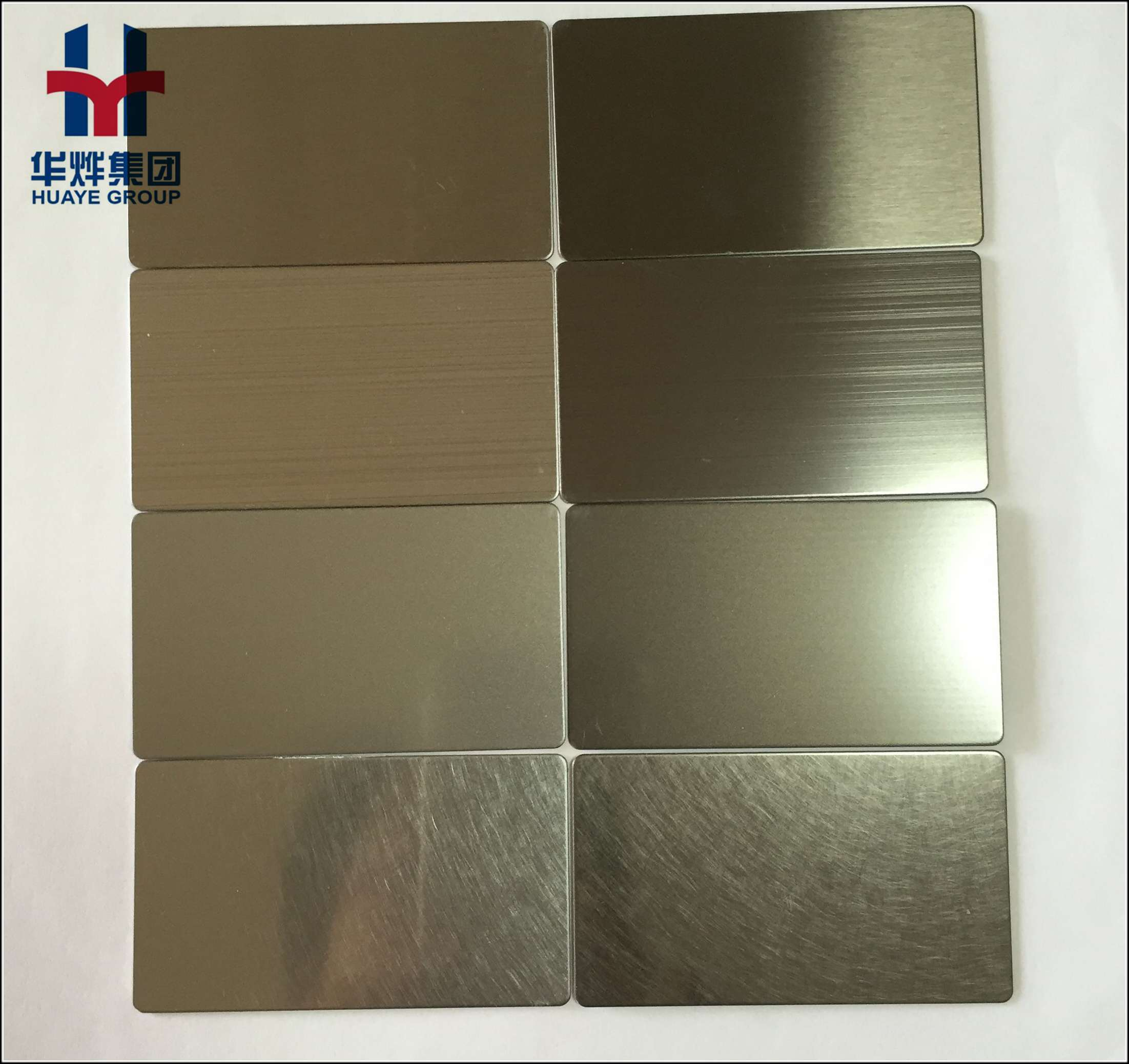 201 304 430 Color Mirror Etched Decorative Stainless Steel Sheet From China pictures & photos