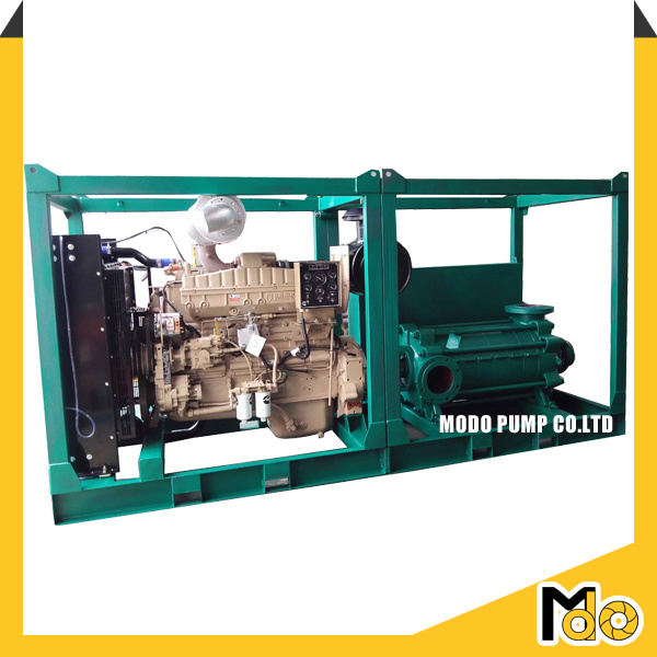 High Head Horizontal Multistage Centrifugal Water Pump