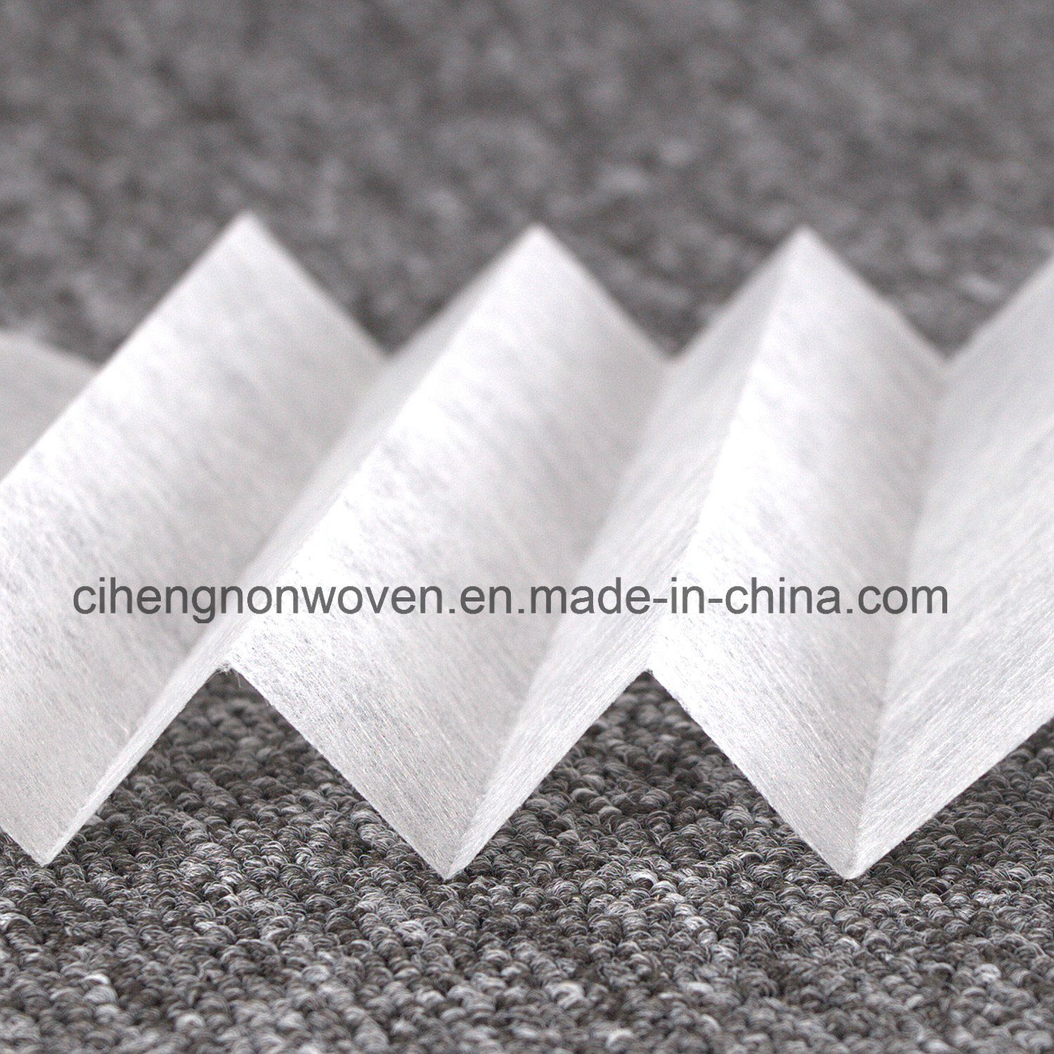 Filter Media Polyester Backbone Material Pet Filament Nonwoven Fabric