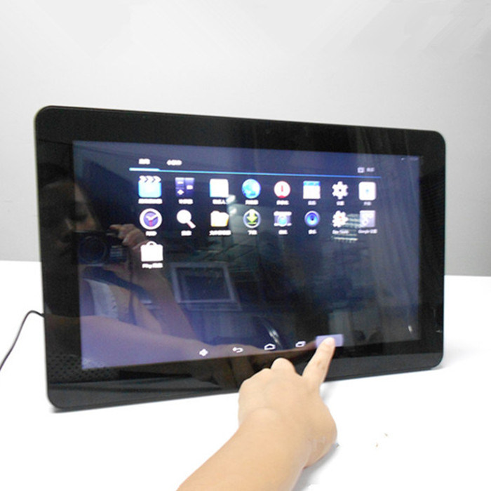 China Hot 15.6 Inch Touch Screen Mirror Face Glass Android Tablet ...