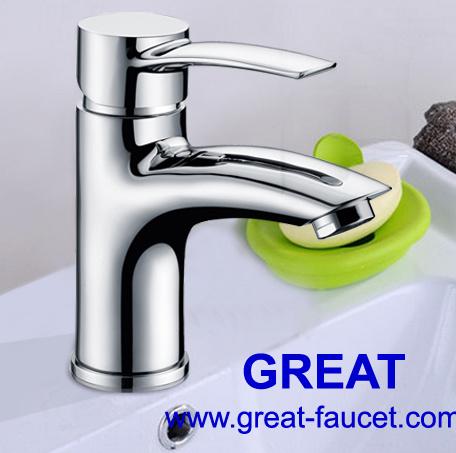 Solid Br Bathroom Basin Faucet 5 Year Warranty Gl35401a54