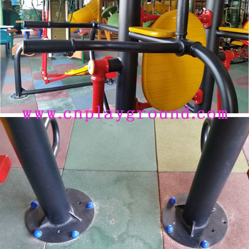 Outdoor Fitness Equipment for Body Building Double Swaying Board (HA-12302) pictures & photos