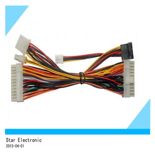 oem custom electric car/automotive cable wire harness