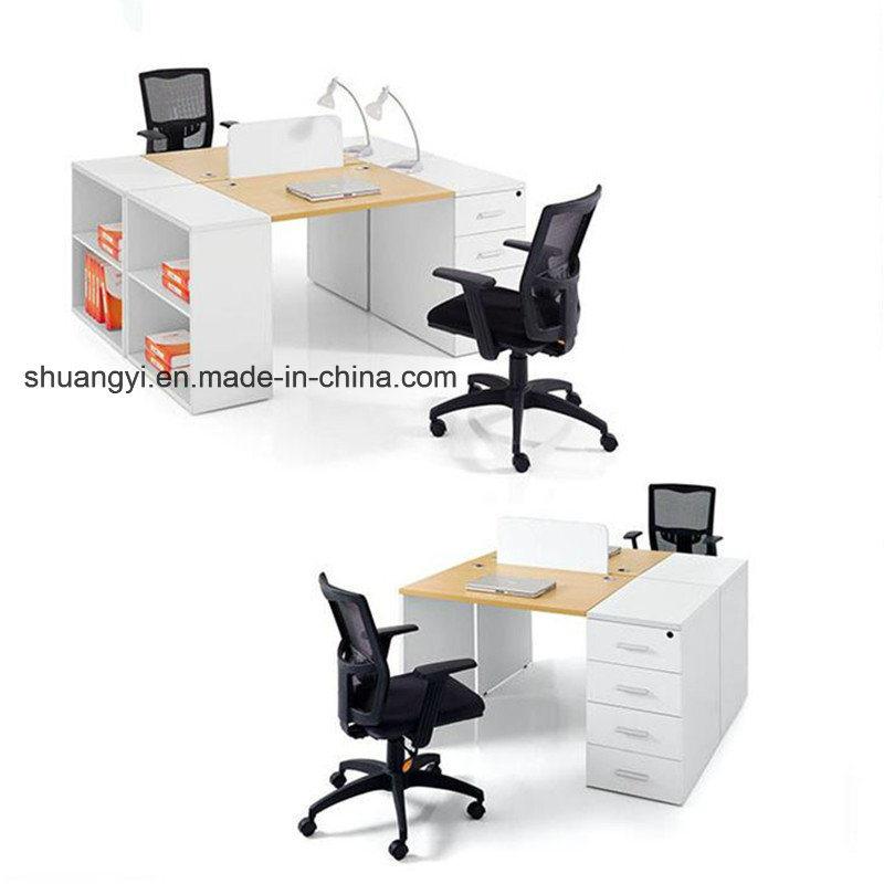 China Office Furniture Workstation Desks Modular Desk Melamine Table