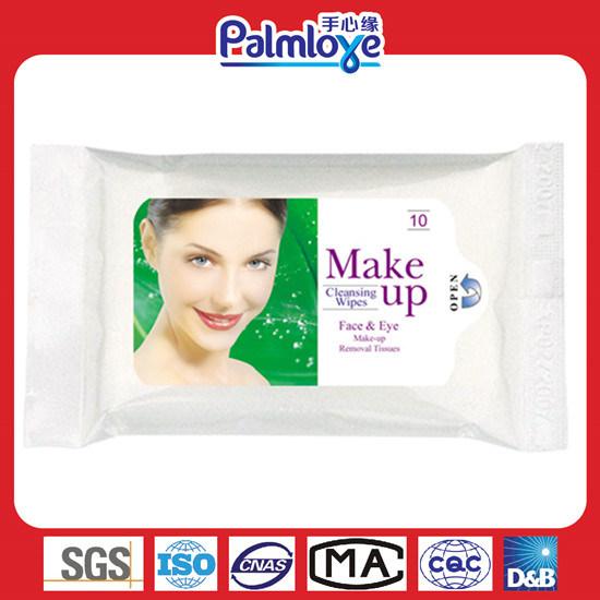 Facial Makeup Remover Tissues (WW-013)