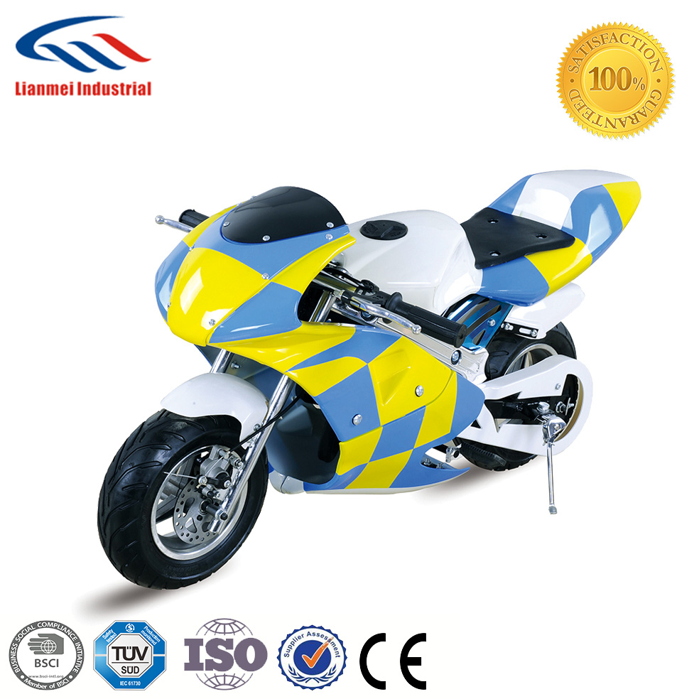 china 49cc 2 stroke mini moto for kids pocket bike mini. Black Bedroom Furniture Sets. Home Design Ideas