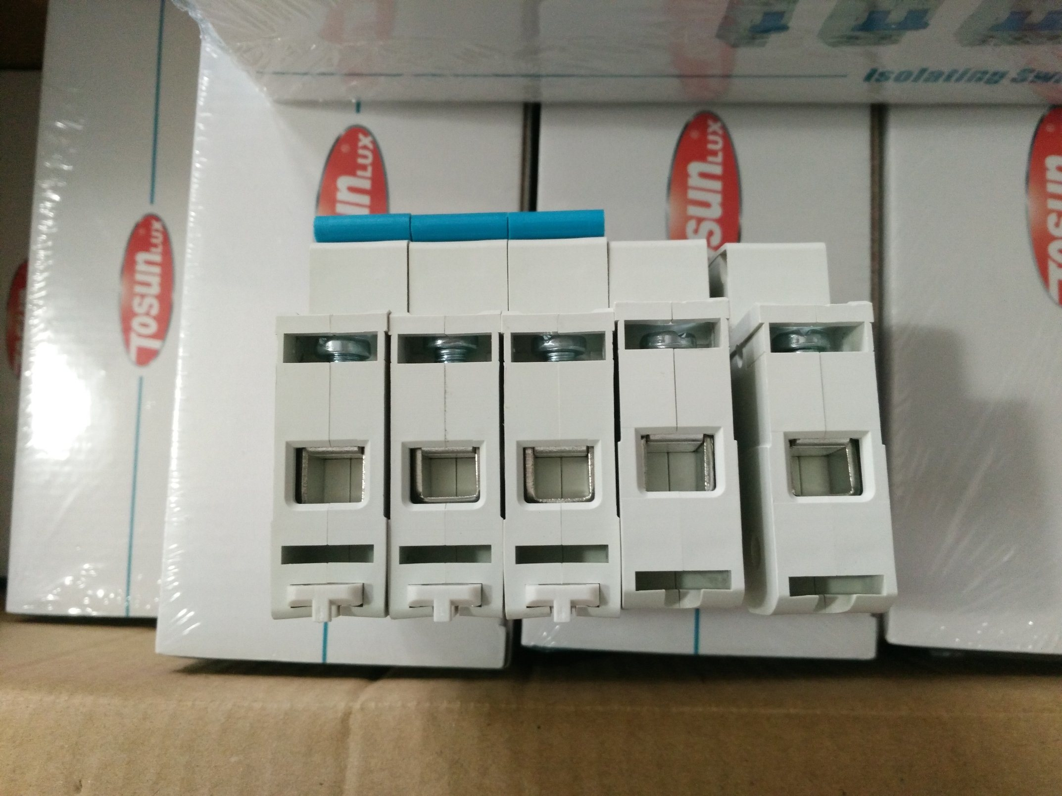 China Tsg1-125 Isolating Switch for Individual Electric Circuits ...