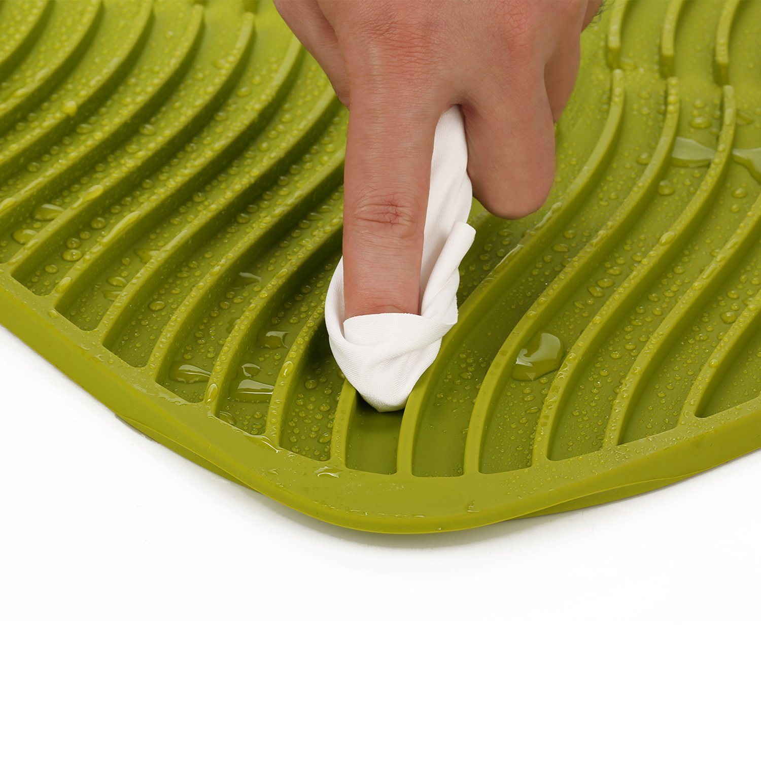 596664e89ad Wholesale Amazon Hot Selling Quality Multi-Function Large Dish Cups  Silicone Drying Mat