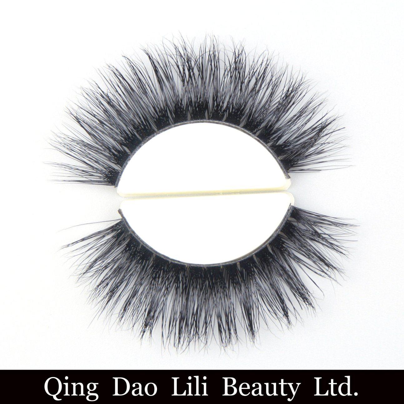 China Free Samples 3d Mink Fake Eyelashes Natural False Eyelashes