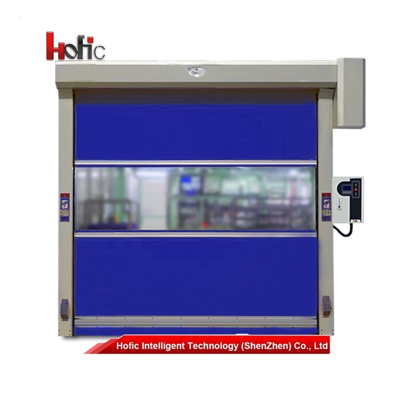 China Automatic Rapid Roller Door, Fast Rolling Shutter