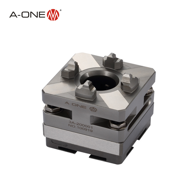 China System 3r Change To Erowa System Replaceable Head
