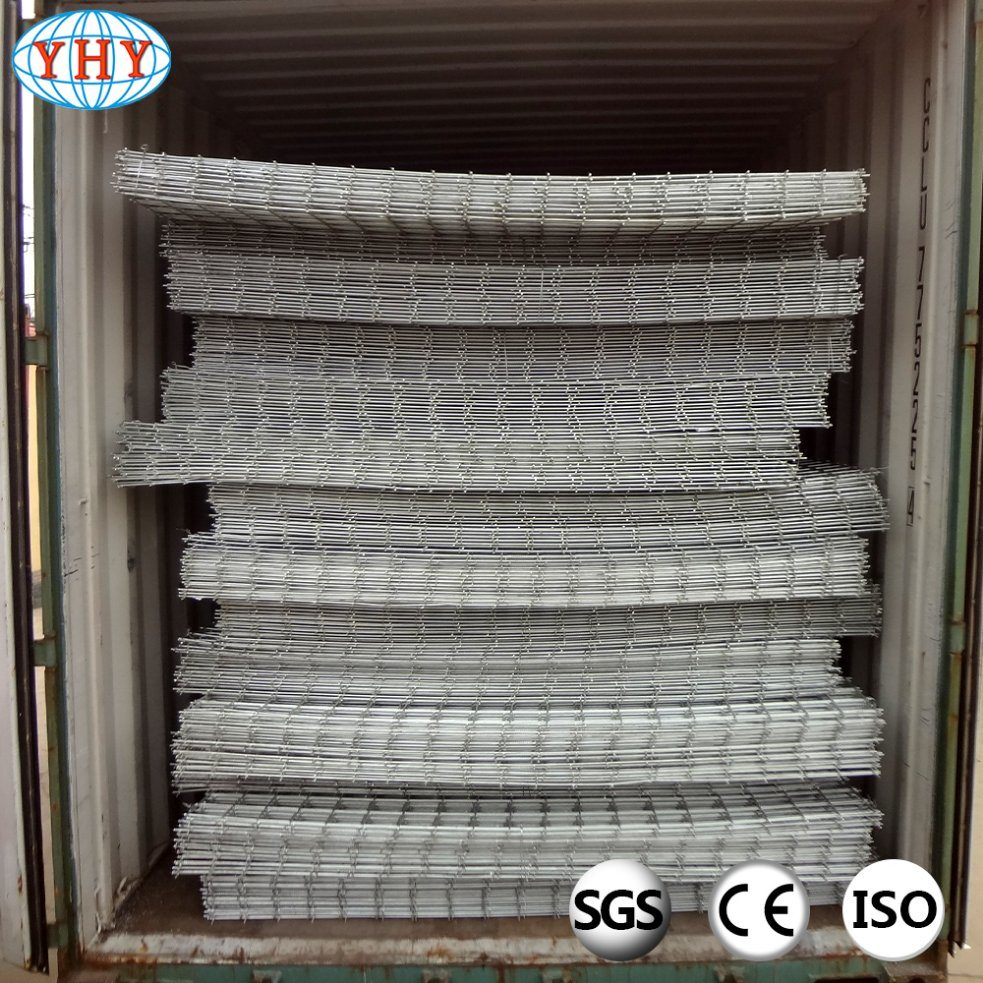 China Hot Galvanized Steel Brc Welded Wire Mesh for Garden Fence ...