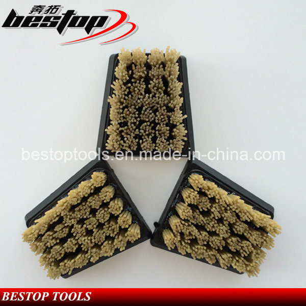 Frankfurt Type Strong Diamond Brush for Granite Polishing