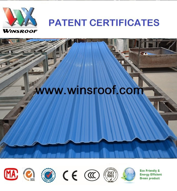 Carbon-Fiber Roof Tile