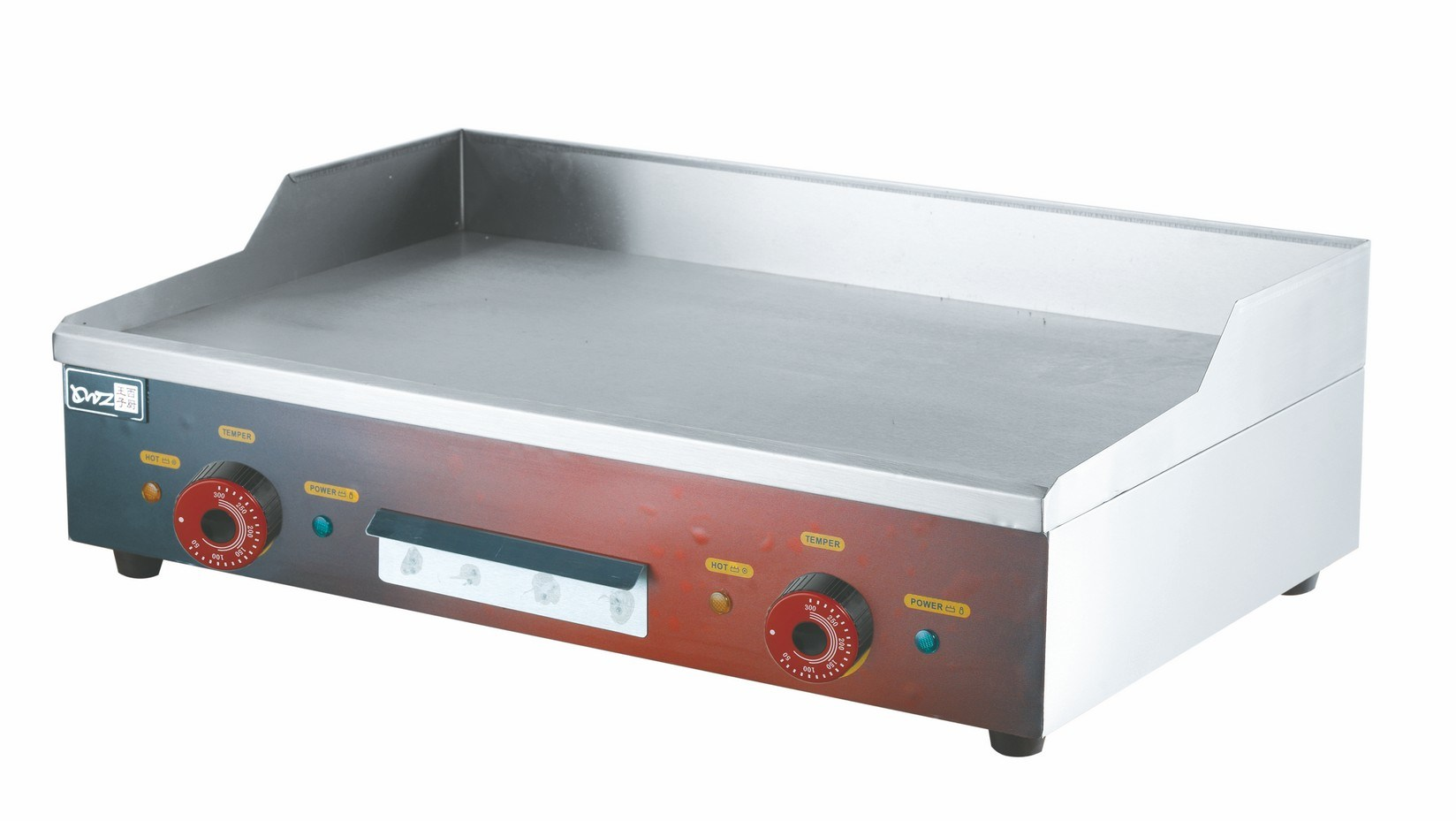 China Ce Approved New Style Restaurant Desktop Electric Grill ...