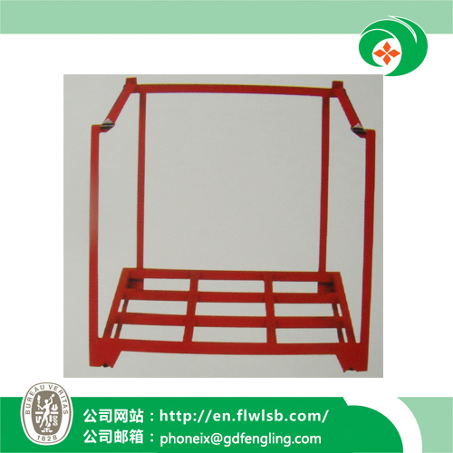 Fixed Steel Stacking Rack for Warehouse Storage with Ce pictures & photos
