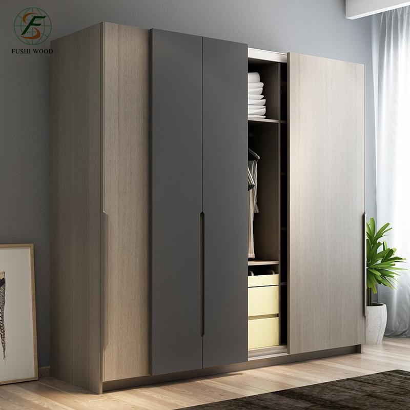 China Latest Product 4 Door Bedroom Wardrobe Wood Wardrobe Design China Indian Bedroom Wardrobe Designs Bedroom Wardrobe