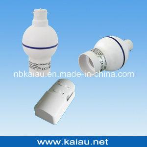 B22 Wireless 433.92 MHz RF Remote Control Lamp Holder (KA RLH06 2)