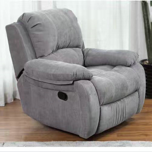 China Fabric Sofa Recliner Sofa Manual Type Sofa Home Furniture