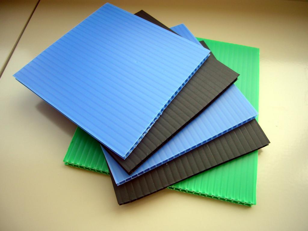 China Hollow Pp Sheet Hy0006 China Corrugated Pp Sheet