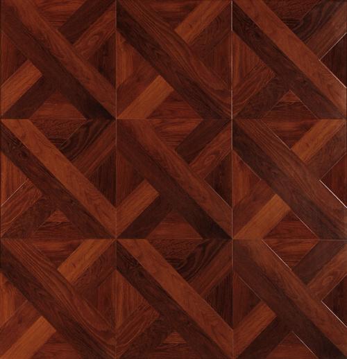 China Parquet Style Laminate Flooring 1582 China Laminate