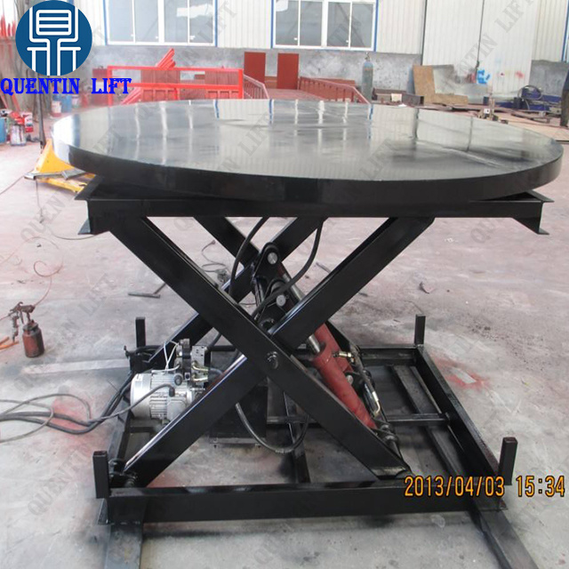 China Stable Platform Hydraulic Stage Lift with Reliable