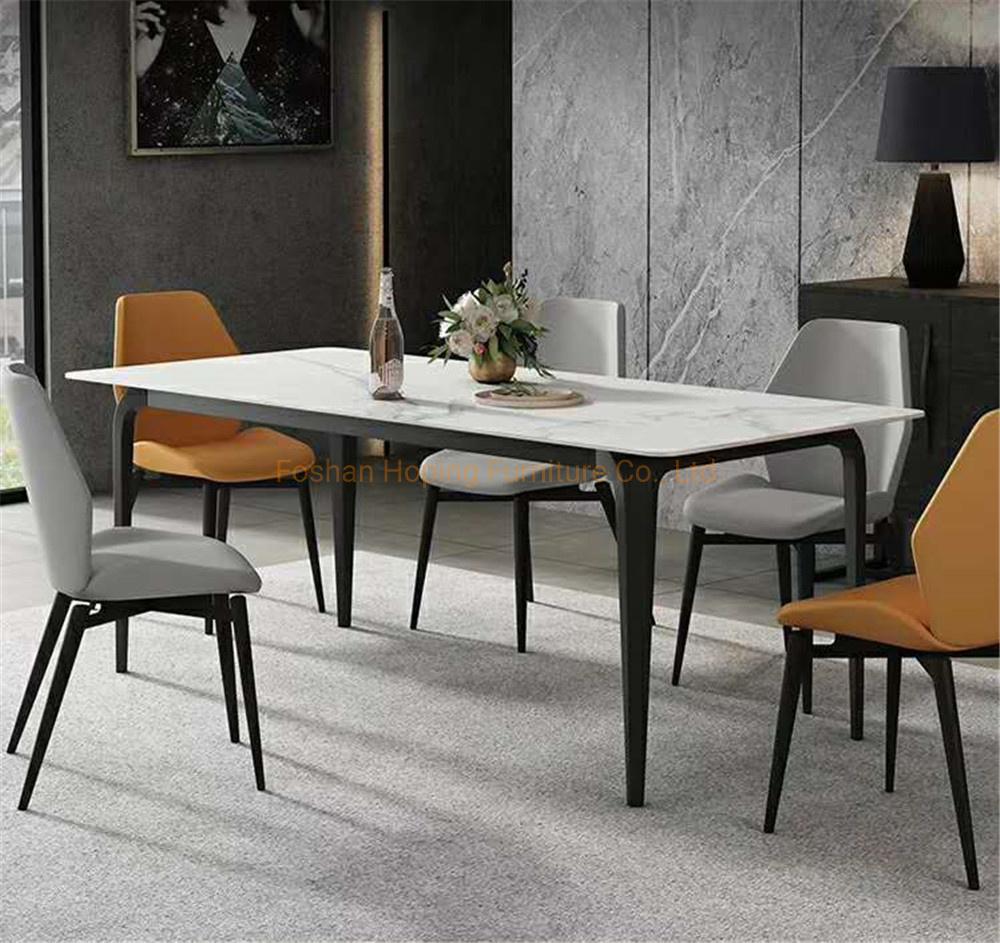 China Modern Metal Frame Restaurant, Modern Design Dining Room Chair