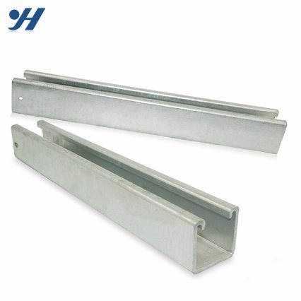 China Stainless Steel High Strength Unistrut Channel, Steel
