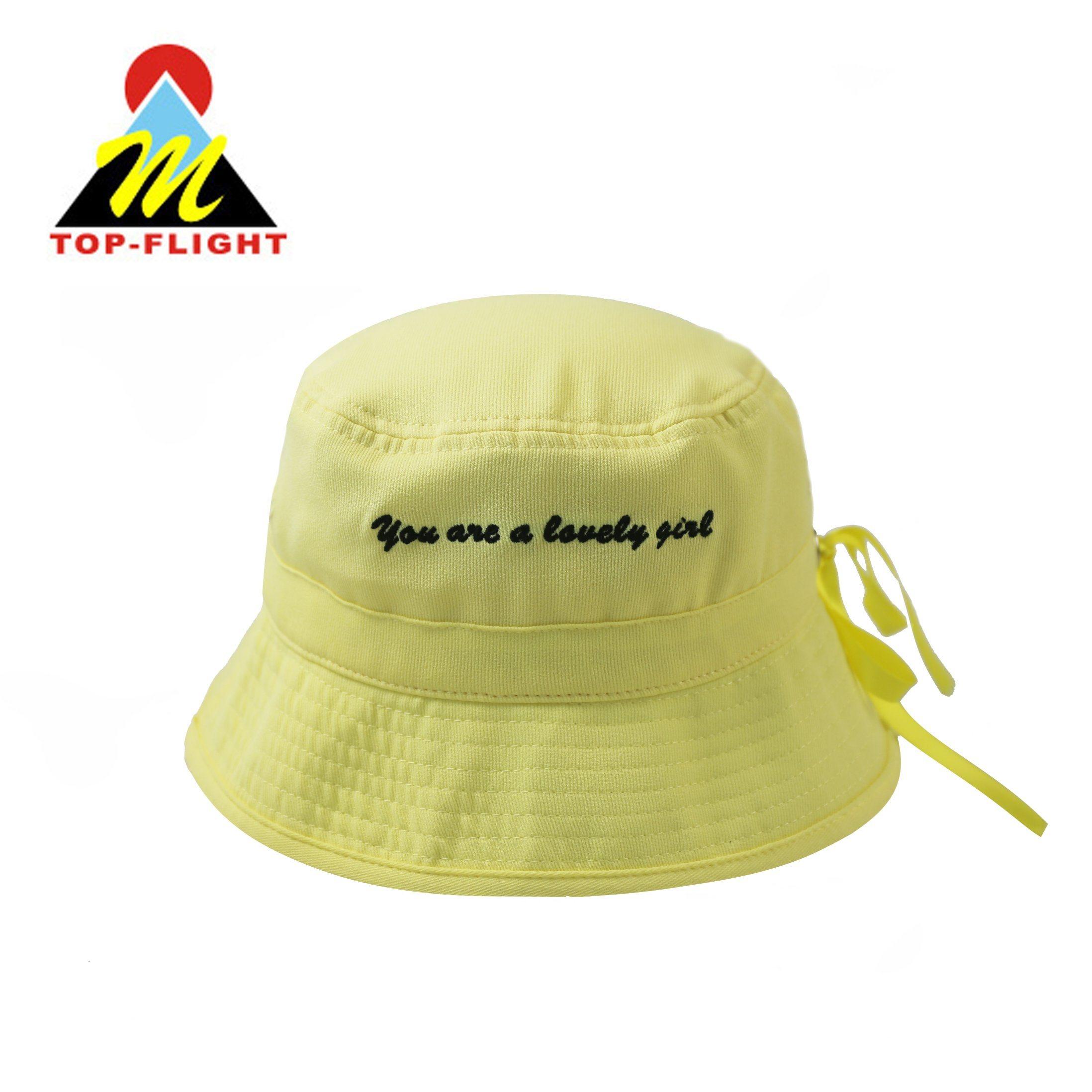 116d9c29b4f Wholesale Yellow Bucket Hats