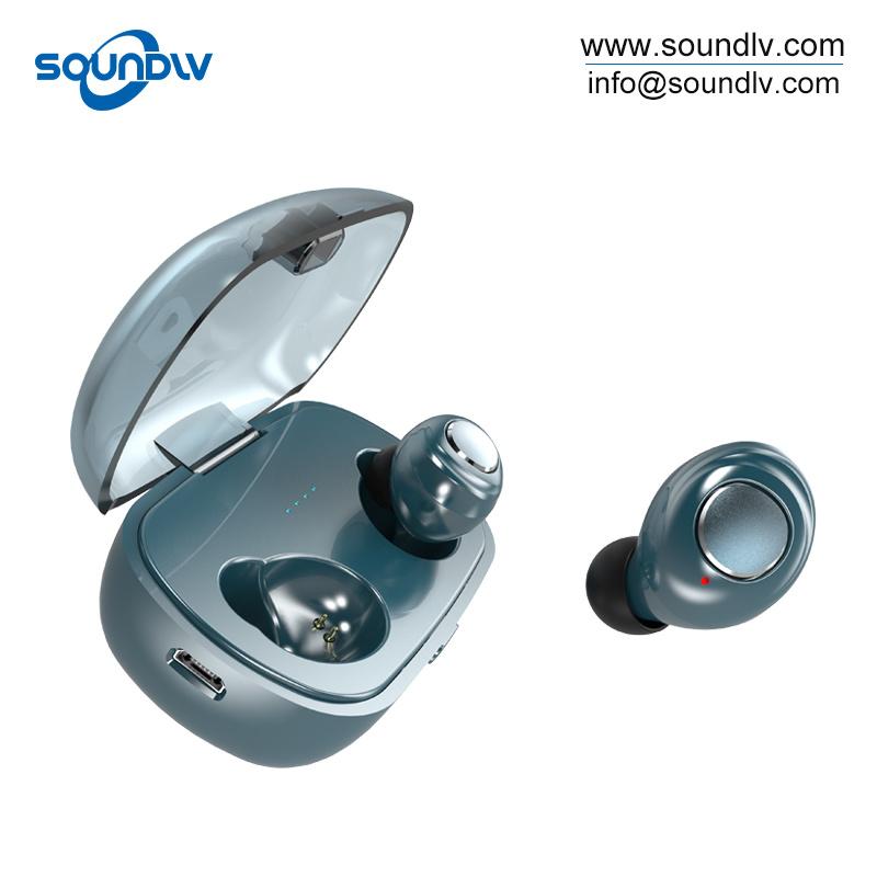 ccc6feb33d0 Chinese Headphone Wholesale Mini Tws Sport Earphones Stereo Headphones  Wireless Earbuds in Ear