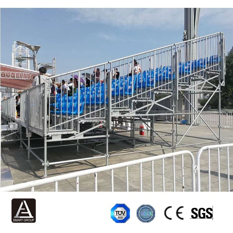 China Large Temporary Disassemble Event Auditorium Grandstand