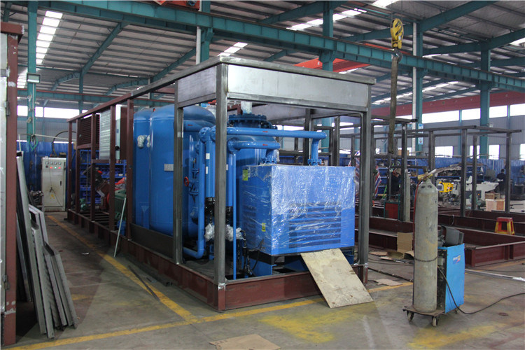 Air Compressor for Industrial Gases Nitrogen pictures & photos