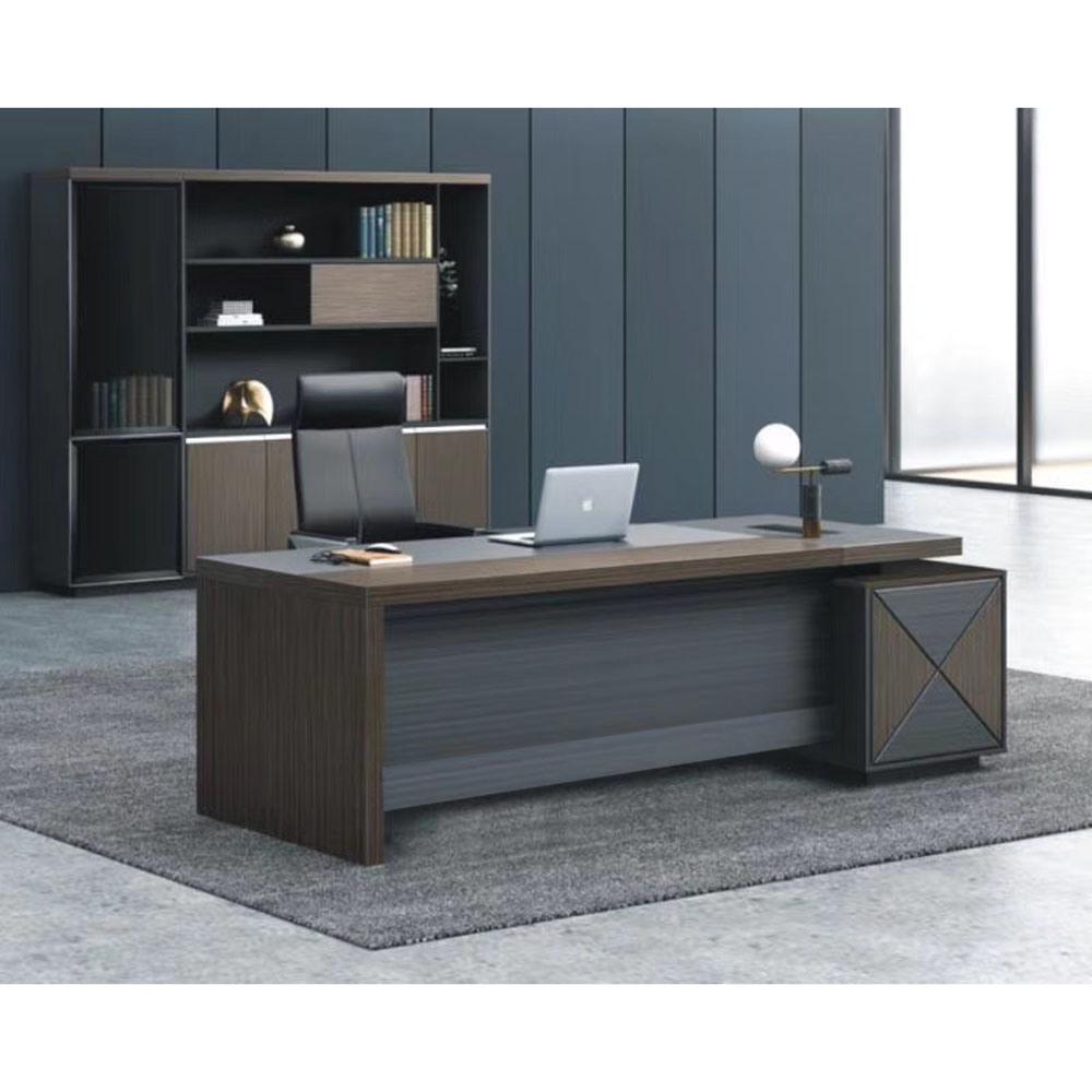 [Hot Item] Modern Bureau Manager Executive Office Desk New Design Office  Desk