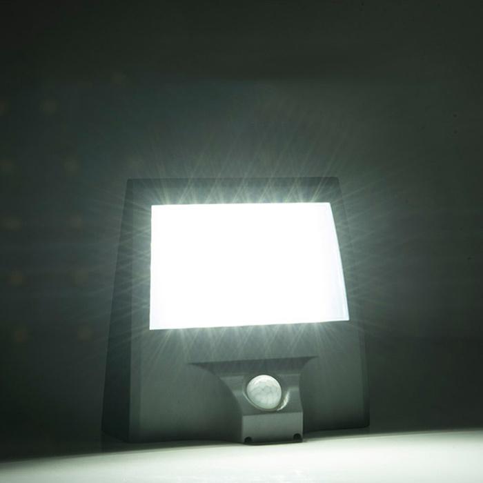 China Motion Sensor Solar Lamp 30 Led