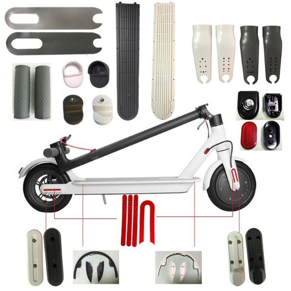 For Xiaomi Mijia M365 Electric Scooter Various Repair Spare Parts Accessories