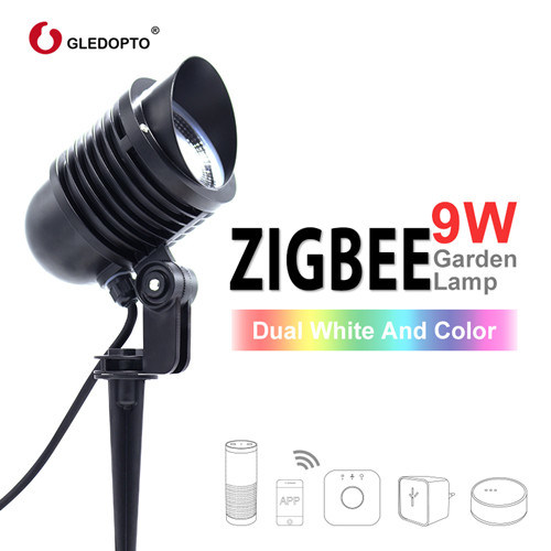 China Zigbee Outdoor Led Garden Lights, Rgb Garden Lights