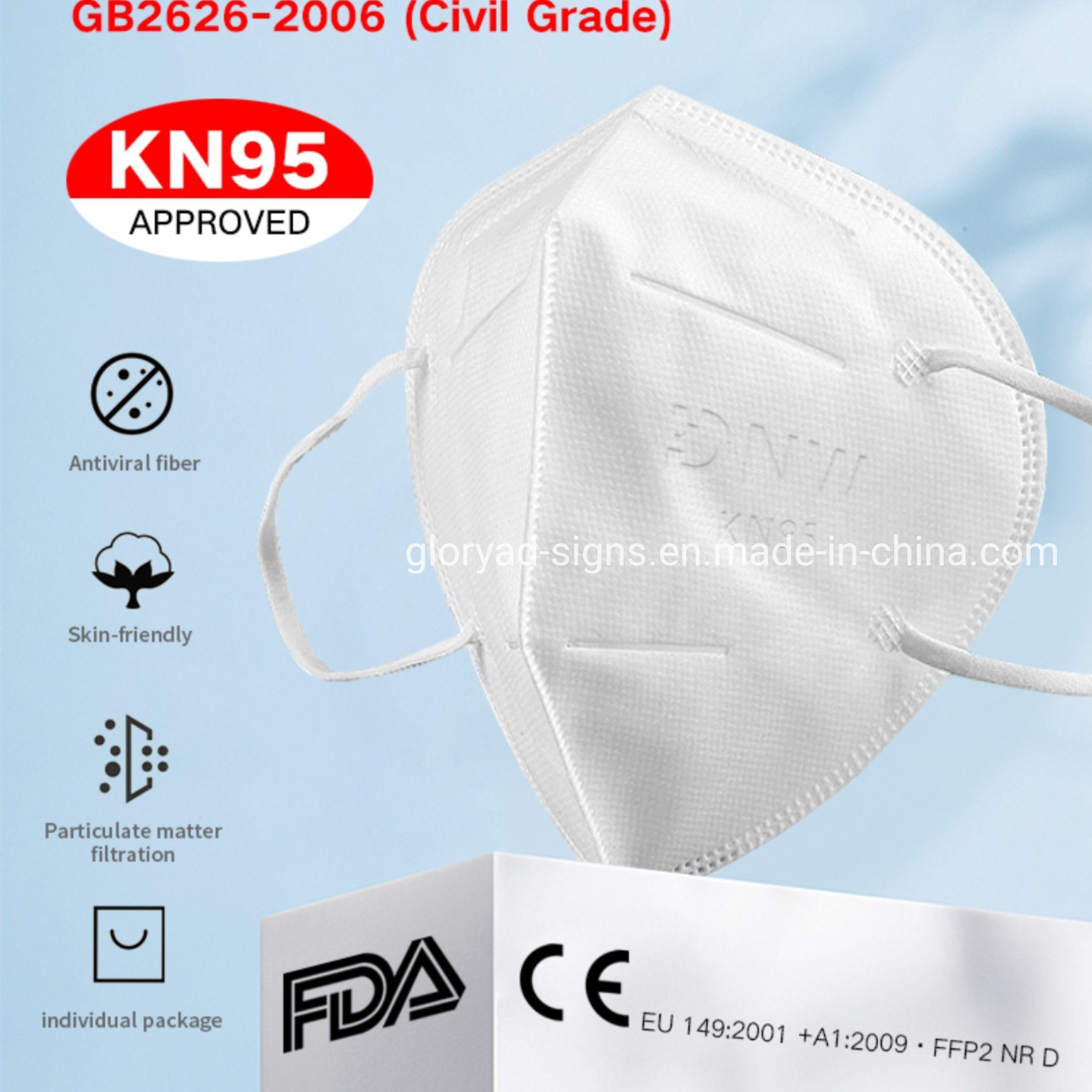 [Hot Item] Kn95 FDA and Ce Disposable Face Mask in Stock for Preventing ,[Hot Item] Kn95 FDA and Ce Disposable Face Mask in Stock for Preventing