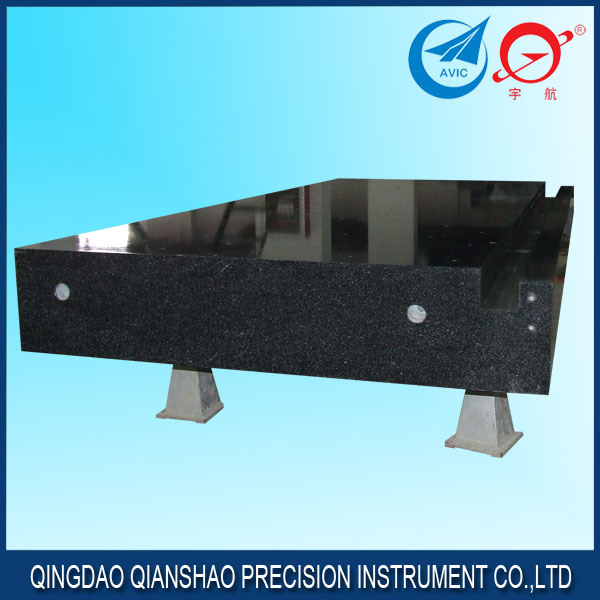 High Precision Granite Machine Base
