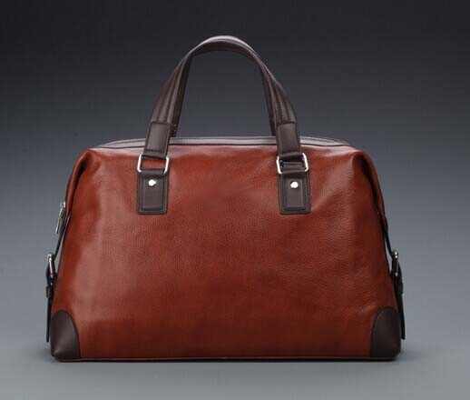 Hot Item Top Quality Genuine Leather Travelling Bag For Travel